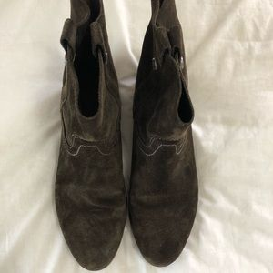 Frye & Co.  Suede Boots